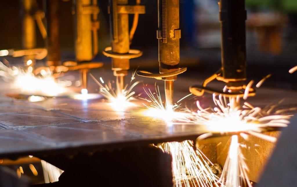 Obróbka blach stalowych w firmie Elektron