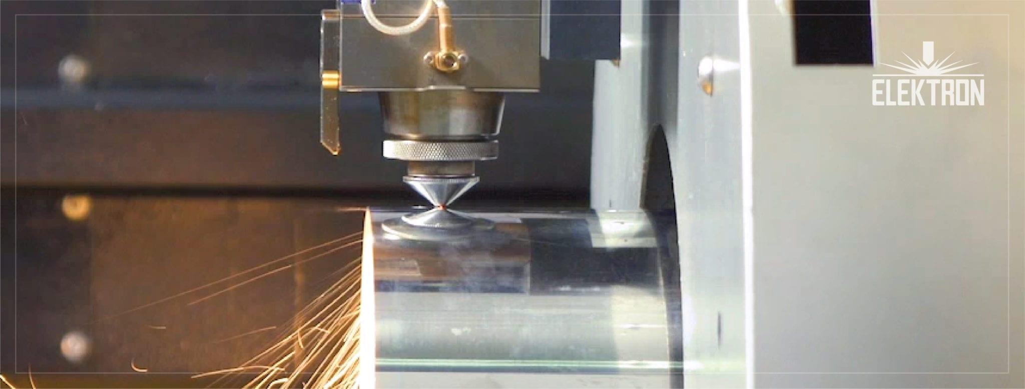 Laserowa obróbka rury stalowej
