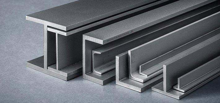 Kształtowniki podczas spawania konstrukcji stalowych